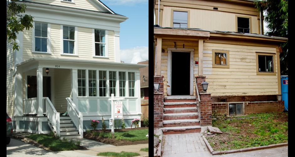 Better neighborhood house